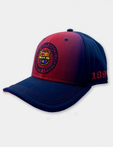 "Gorra FC Barcelona ""Mixed/Core"" - Adulto"