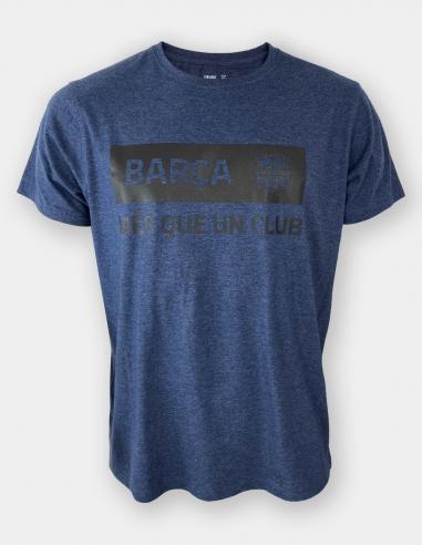 """Camiseta FC Barcelona """"Més que un Club"""""""