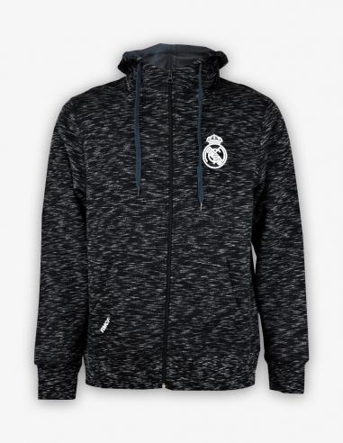 Sudadera con capucha Real Madrid