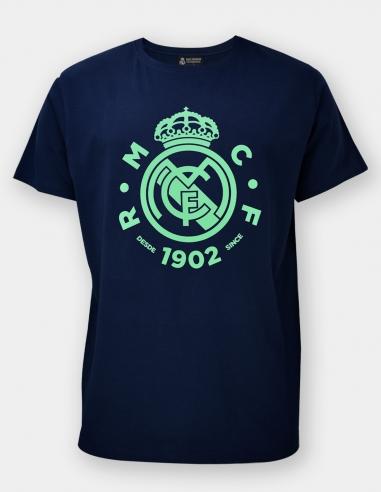 Camiseta escudo Real Madrid