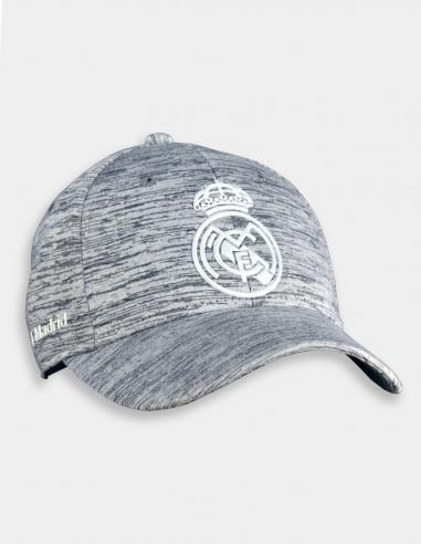 Gorra escudo blanco Real Madrid - Mujer