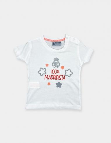 Camiseta 100% Madridista Real Madrid...