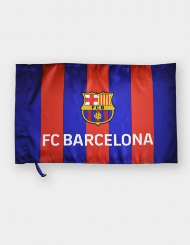 Bandera FC Barcelona grande