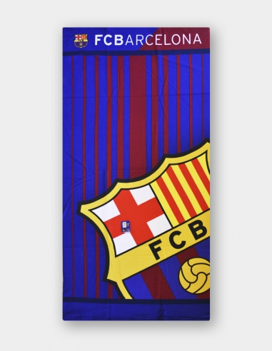 Toalla de playa FC Barcelona