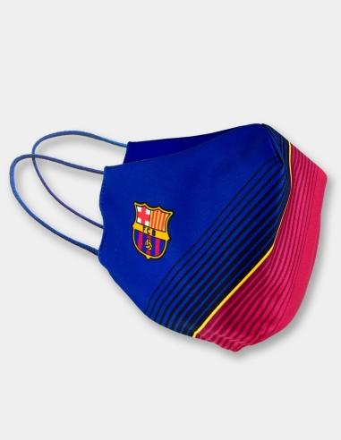 Mascarilla higiénica Barça 1ª...