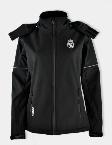 Softshell Real Madrid - Mujer