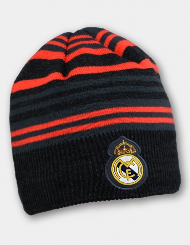 Gorro rayas Real Madrid