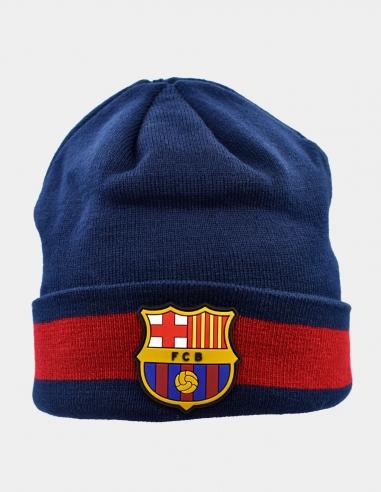 Gorro invierno FC Barcelona - Adulto
