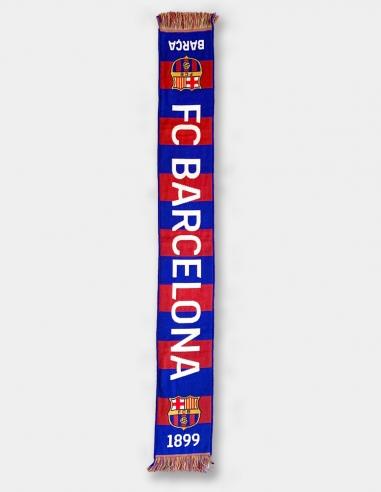 """Bufanda FC Barcelona """"1899"""""""