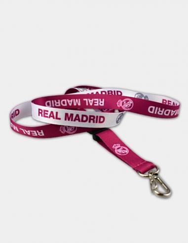 Lanyard Real Madrid