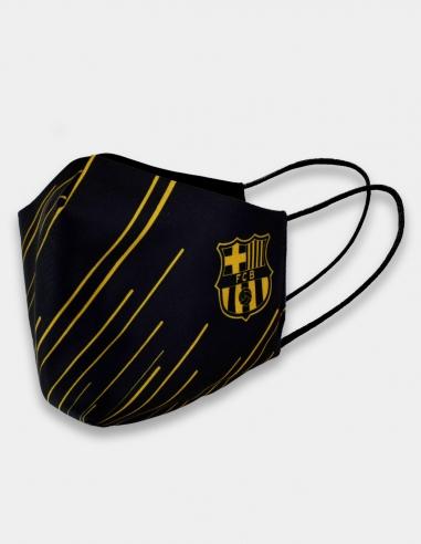 Mascarilla higiénica Barça 2ª...