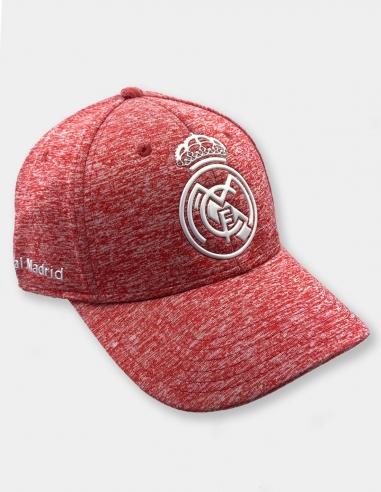 Gorra escudo blanco Real Madrid