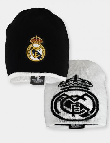 Gorro invierno reversible Real Madrid