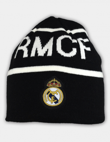 Gorro invierno Reversible Real Madrid