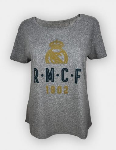 "Camiseta ""1902"" Real Madrid - Mujer"