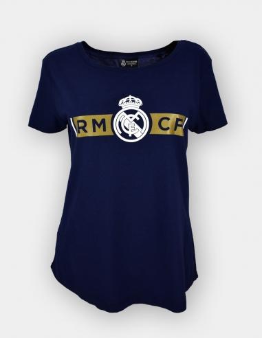 Camiseta Real Madrid - Mujer