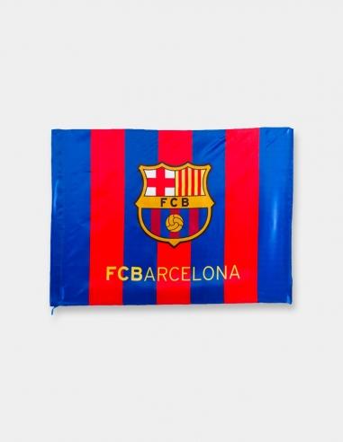 Bandera FC Barcelona pequeña