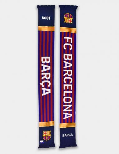 Bufanda doble cara FC Barcelona